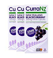 CurraNZ Blackcurrent Capsules