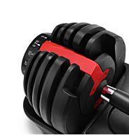 Multi Weight Adjustable Dumbbell 24Kg / 52.5Lb