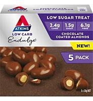 Atkins Endulge Chocolate Almonds - 5pk
