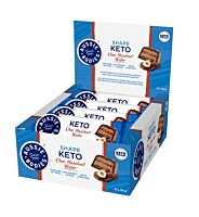 Aussie Bodies Keto Wafer Bar - box of 12