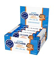 Aussie Bodies Lo Carb Whipped Bars - box of 12