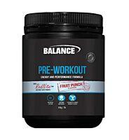 Balance Pre-workout