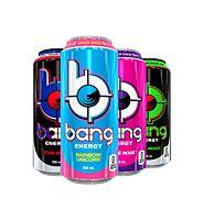 Bang Energy, 4 Cans Variety
