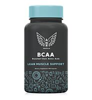 NZ Muscle BCAA 200 Capsules