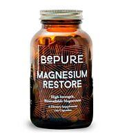 BePure Magnesium Restore 120 Capsules