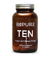 BePure Ten COQ10 60 Capsules