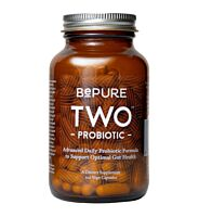 BePure TWO Probiotic 120 Capsules