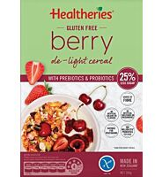 Healtheries Gluten Free Berry De-Light Cereal