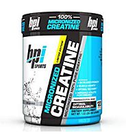 BPI Sports Micronised Creatine