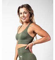 NZ Muscle Seamless Bra Top