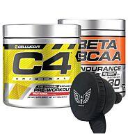 Cellucor C4 30srv + Beta BCAA