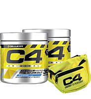 Cellucor C4 30srv Twinpack