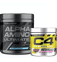 Cellucor Alpha Amino Ultimate + C4