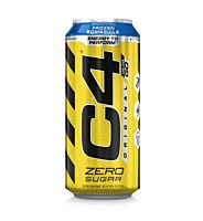 C4 ORIGINAL CARBONATED RTD'S 500ML, 6 CANS