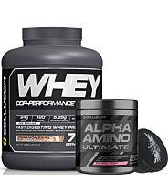 Cellucor Whey 5Lb & BCAA