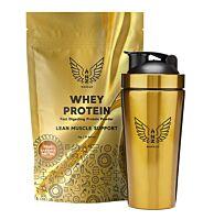 NZ Muscle Boujee 1Kg Protein Bundle