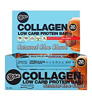 BSc Collagen Low Carb Protein Bar - 6 bars