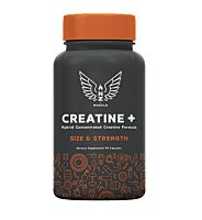 NZ Muscle Creatine + 90 Capsules