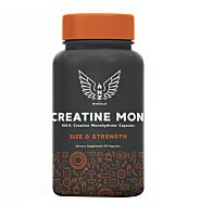 NZ Muscle Creatine Mono 90 Capsules
