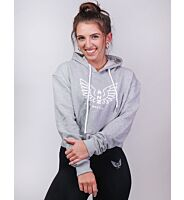 NZ Muscle Crop Hoody