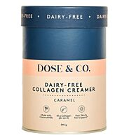 Dose & Co Dairy Free Collagen Creamer
