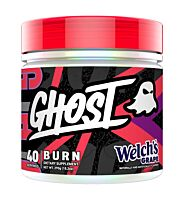 Ghost Burn Black