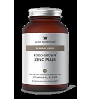 Food-Grown Zinc Plus 30 Capsules