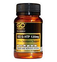 GO Healthy 5-HTP 120mg