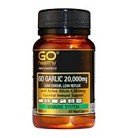 GO Healthy Garlic Odourless 20,000mg