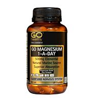 GO Healthy Magnesium 1-A-Day