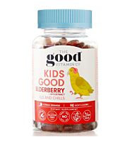 Good Kids Elderberry+Ivy Gummies
