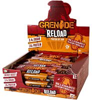 Grenade Reload Protein Oat Bar - box of 12