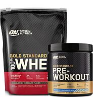 Optimum Nutrition GSW 1Lb + GS Pre-workout