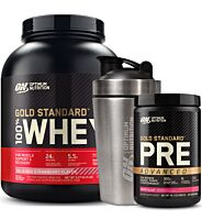 Optimum Nutrition GSW 5Lb + Pre Advanced