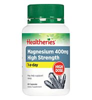 Healtheries Magnesium One-A-Day