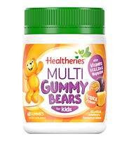 Healtheries Multi Gummy Bears For Kids
