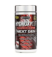 MuscleTech Hydroxycut Hardcore Next Gen 100 caps