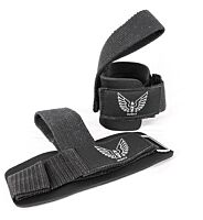 NZ Muscle Lifting Straps with wrist wrap