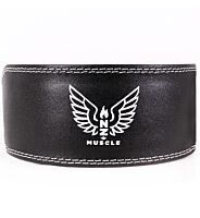 NZ Muscle Eco Leather Weight Belt 10cm