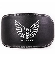 NZ Muscle Eco Leather Weight Belt 15cm