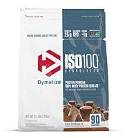 Dymatize ISO 100 6.4Lb Bag-Rich Chocolate
