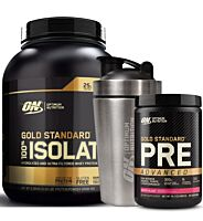Optimum Nutrition GS Isolate + Pre Advanced