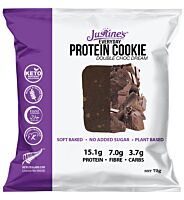 Justines Everday Vegan Protein Cookie - box of 12