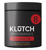 Klutch Performance Explosive Pre
