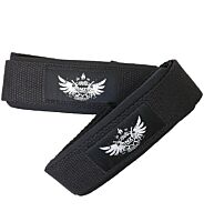 NZ Muscle Padded Lifting Straps Single Loop