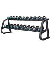 LivePro 10 Pairs Dumbbell Rack