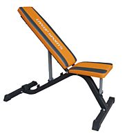 LiveUp Sports Adjustable Fitness Bench