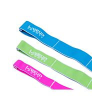 LiveUp Sports Fabric Resistance Band