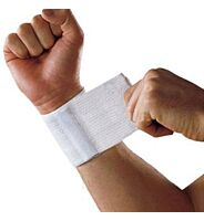 LiveUp Sports Cotton Wrist Support