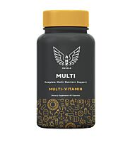 NZ Muscle Multi 60 Capsules
